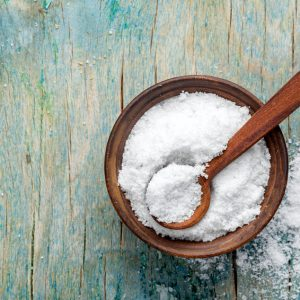 Diets high in salt may cause dementia